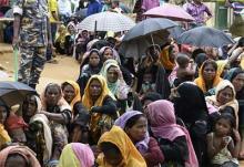 Detention of Rohingya in Kashmir